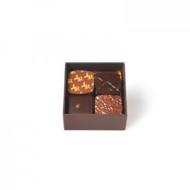 Boîte 4 chocolats