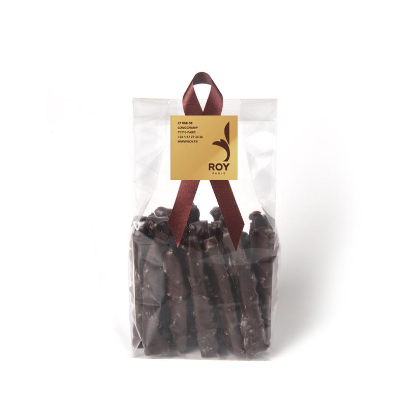 Orangettes au chocolat – sachet de 200 g