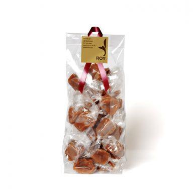 Caramels tendres au beurre salé – sachet de 220 g