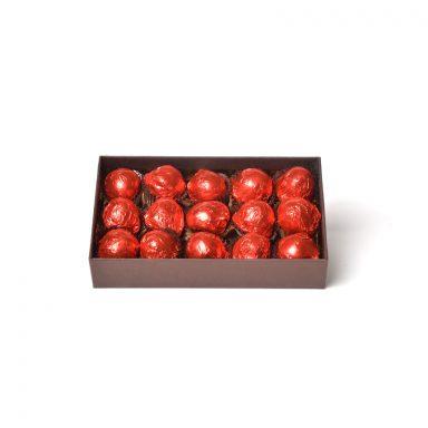 Cerises au kirsch – coffret de 15 griottes