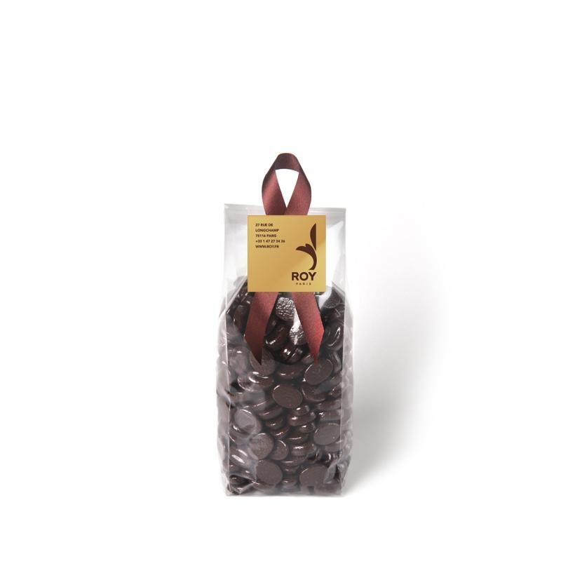 Chocolat saveur café sachet de 220g