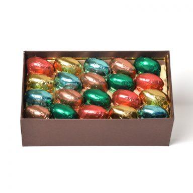 Chocolats liqueur – coffret de 60 pièces assorties