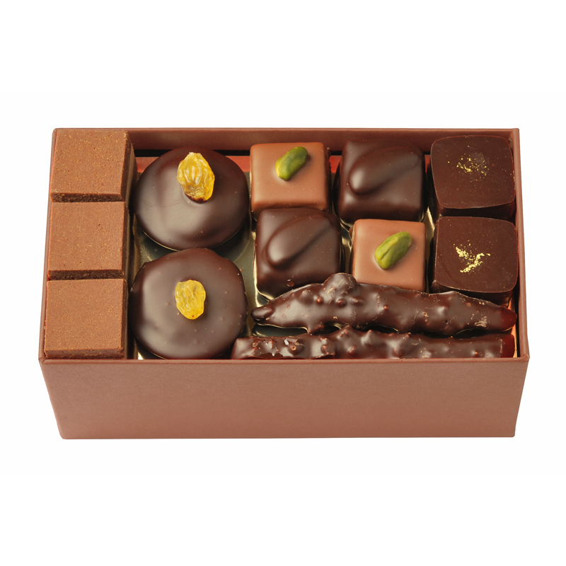 Coffret de chocolats – 400 g