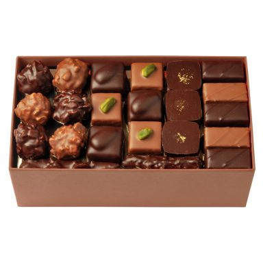 Coffret de chocolats – 550 g