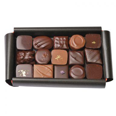 Coffret découverte 15 chocolats – 140 g