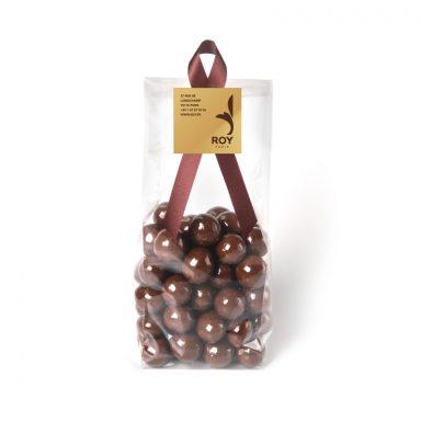 Noisettes au chocolat au lait – sachet de 200 g