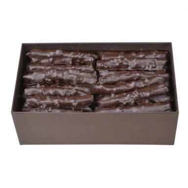 Orangettes au chocolat – coffret de 550 g