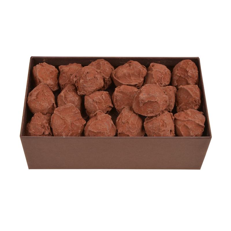 Truffes au chocolat – coffret de 400 g