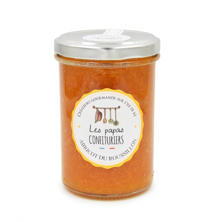 Papas confituriers – abricot du Roussillon