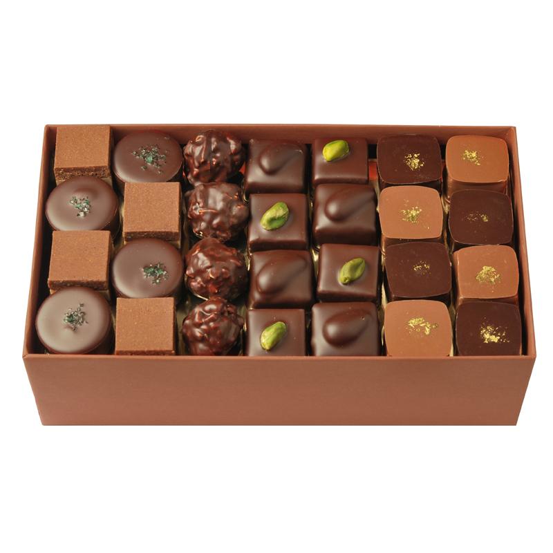 Coffret de chocolats – 800 g