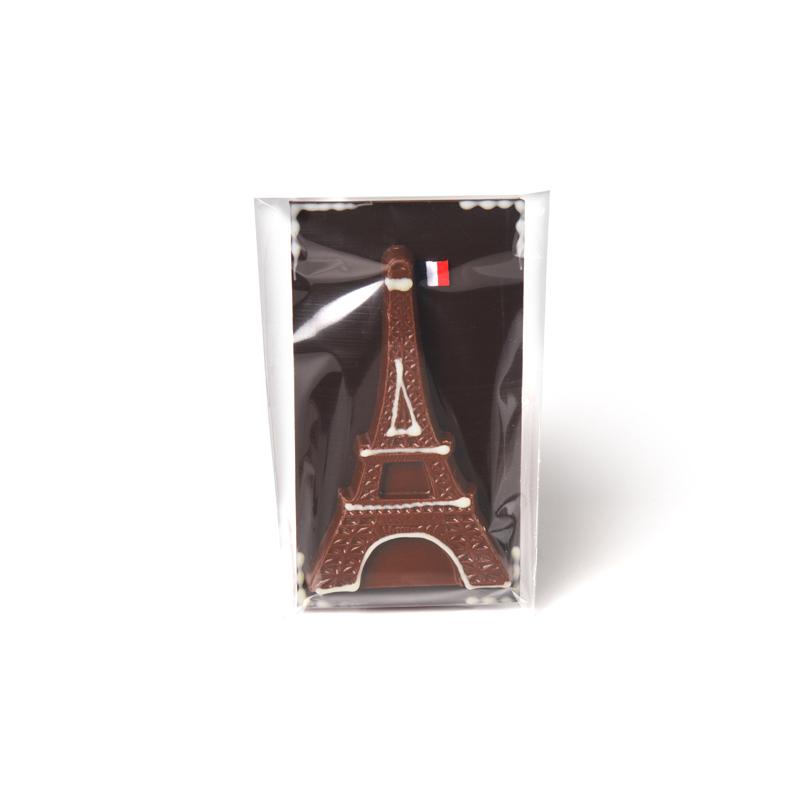 Tour Eiffel au chocolat au lait - 70 g