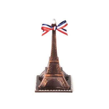 Tour Eiffel en chocolat noir – 16 cm