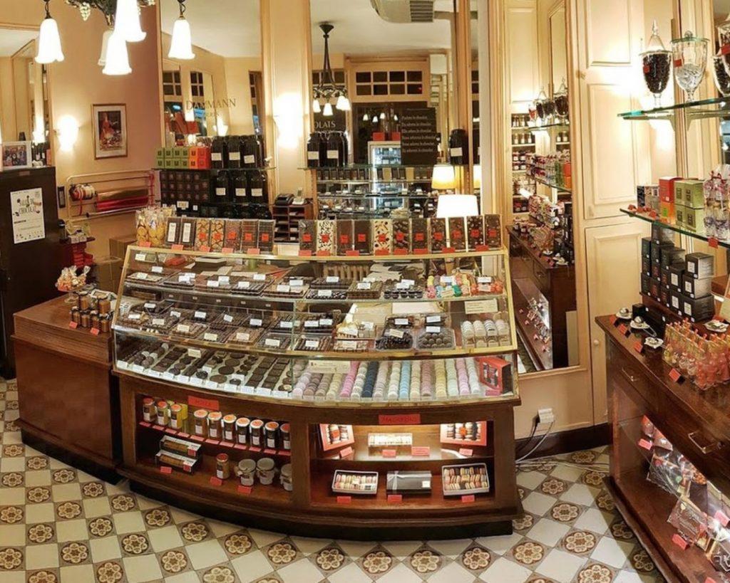 Magasin ROY chocolatier Paris 16e
